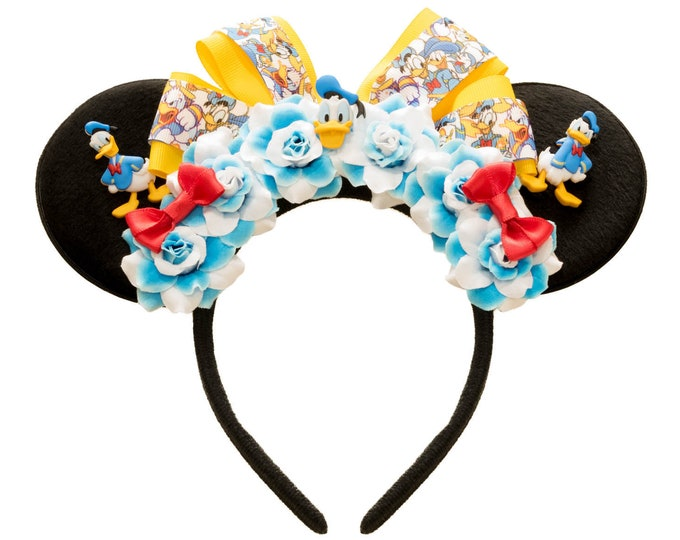Donald Mouse Ears
