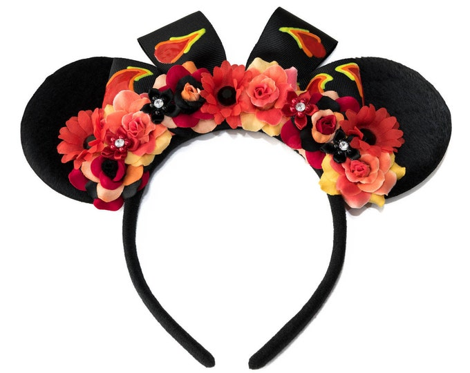 Te Ka Mouse Ears