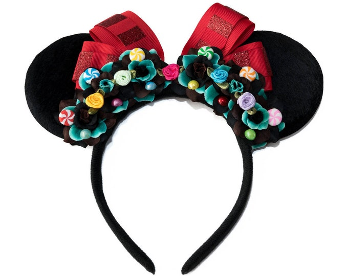 Vanellope Mouse Ears