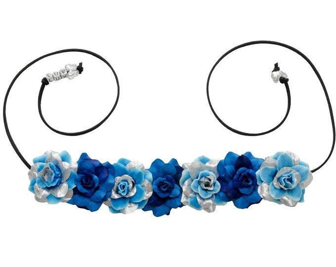 Cinder Ella Princess Flower Crown