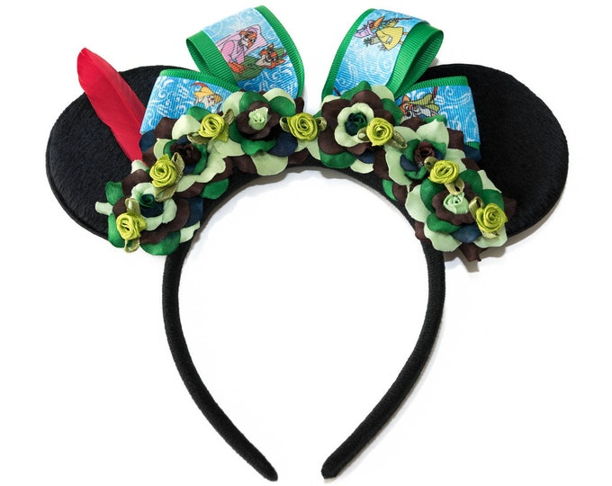 Robin Hood Mouse Ears Headband