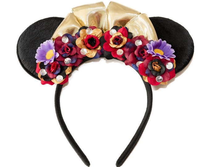 Evil Queen Mouse Ears Headband