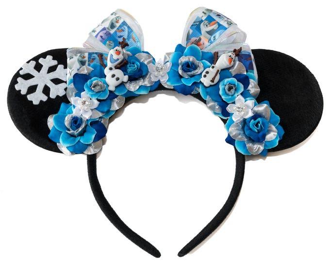 Olaf Mouse Ears Headband
