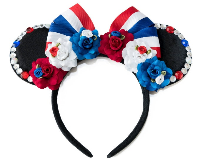 Patriotic Mouse Ears
