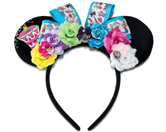 Unbirthday Mouse Ears Headband