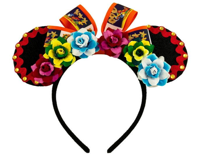 Three Caballeros Mouse Ears
