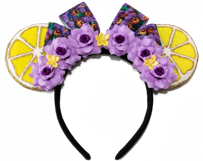Violet Lemonade Mouse Ears