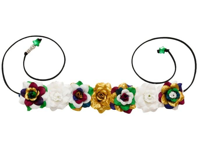 Pluto Sailor Flower Crown