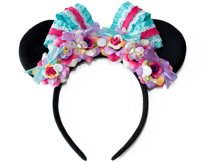 Giselle Mouse Ears Headband