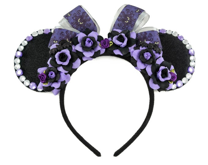 Haunted Mansion Wallpaper Mouse Ears
