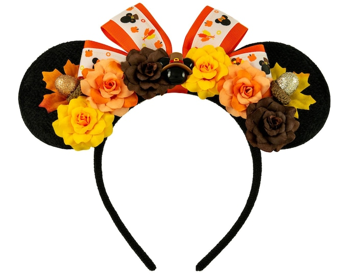 Thanksgiving Mouse Ears
