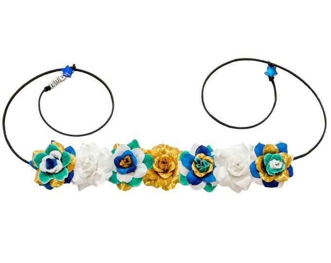 Neptune Sailor Flower Crown