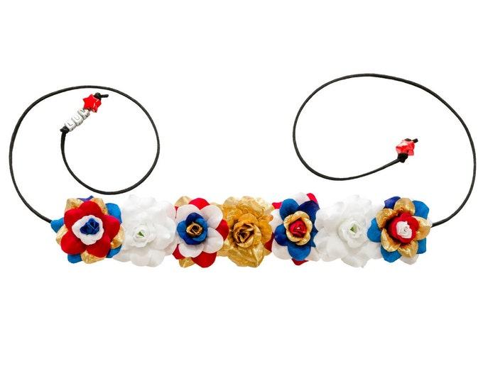 Moon Sailor Flower Crown
