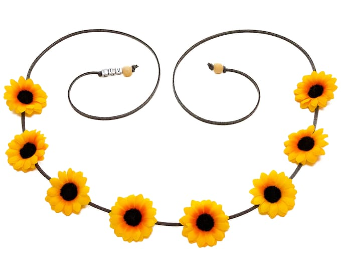 Sunflower Flower Crown