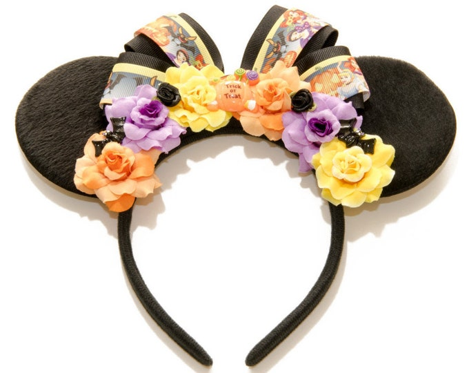 Halloween Princess Mouse Ears
