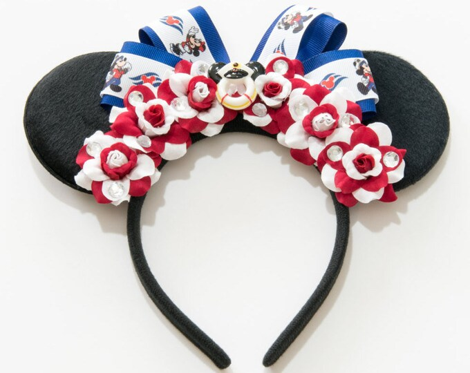 Cruise Mouse Ears Headband