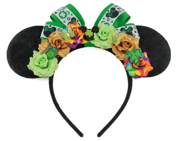 St. Patrick's Day Mouse Ears