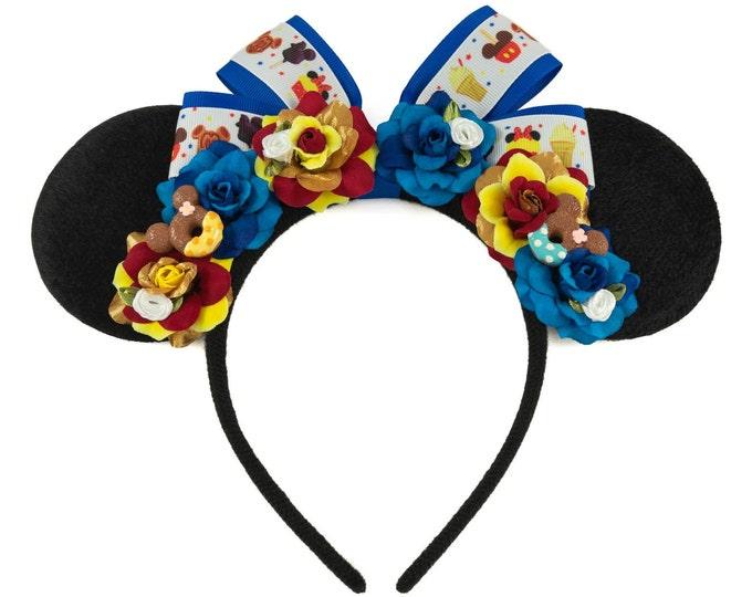 Theme Park Snacks Mouse Ears