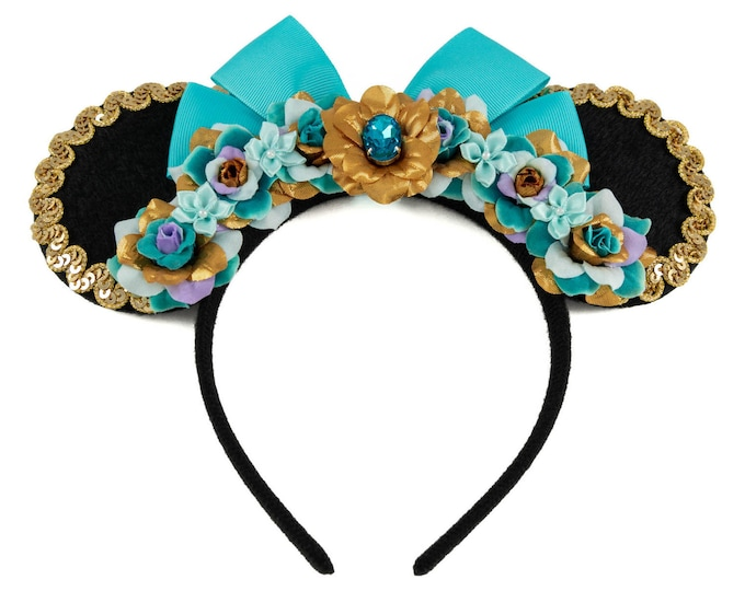 Princess Jasmine Mouse Ears