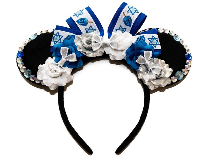Hanukkah Mouse Ears