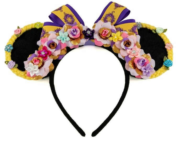 Rapunzel Mouse Ears