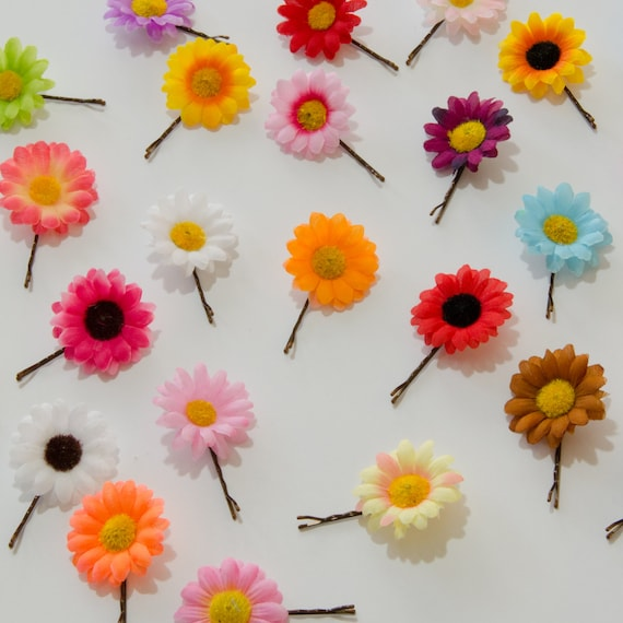 To acquire How to flower wear bobby pins pictures trends