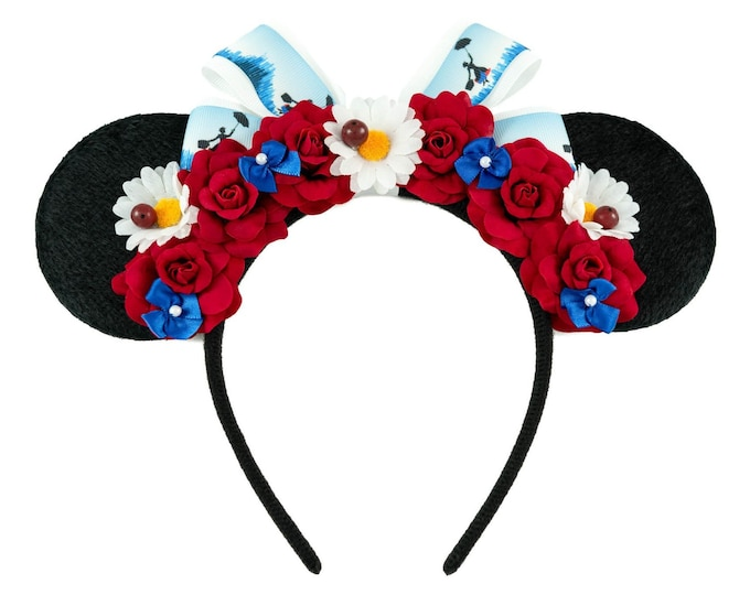 Nanny Poppins Mouse Ears