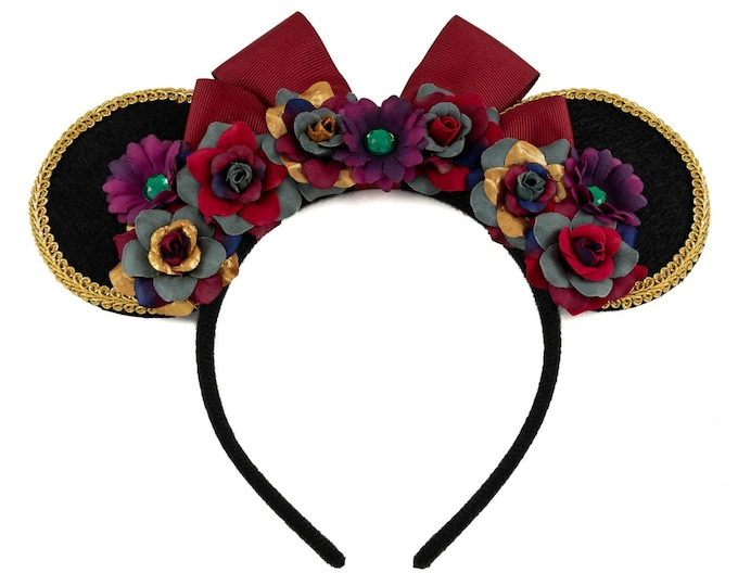 Lady Tremaine Mouse Ears