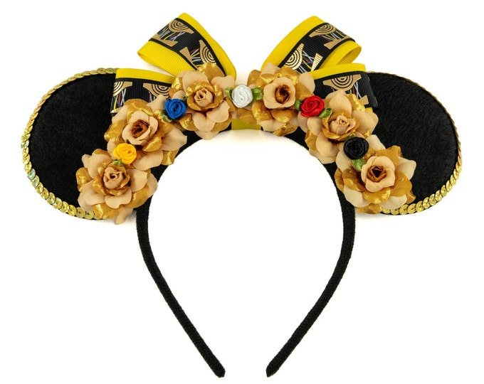 Gold Droid Mouse Ears