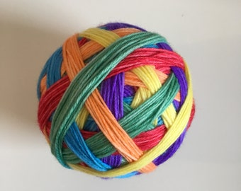 Dyed to Order: Rainbow