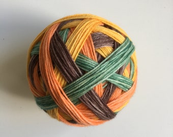 Dyed to Order: Pumpkin Patch