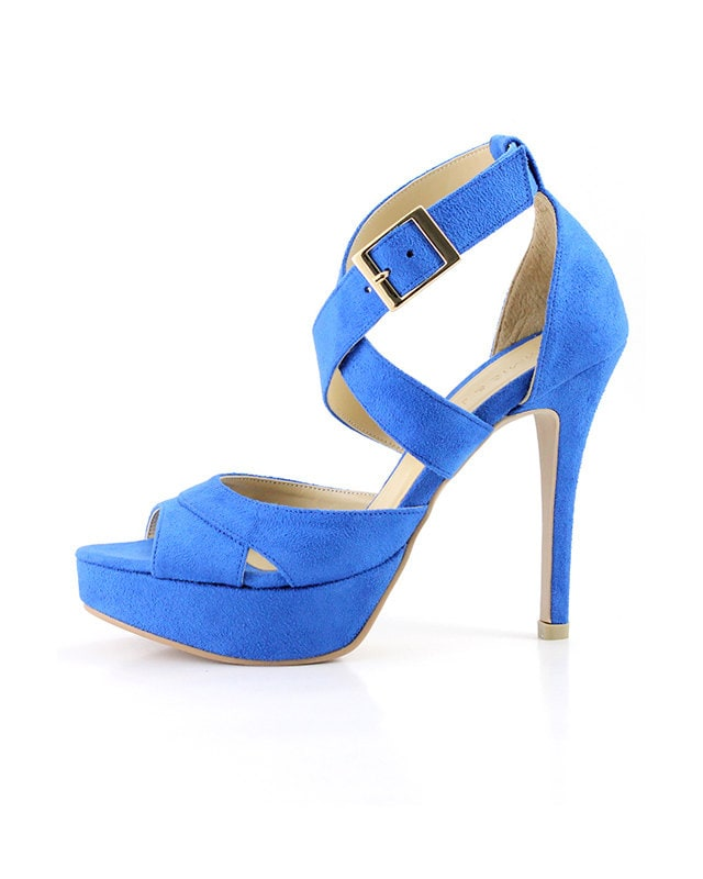 Wedding Shoes Australia: Something Blue Wedding Shoes Cobalt Blue Bridal Shoes