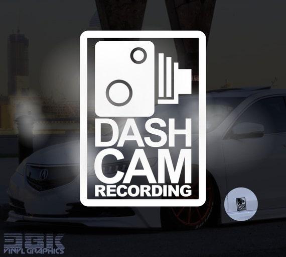 Strich Cam Aufnahme Auto Fenster Stossstange Warnung Dvr Etsy