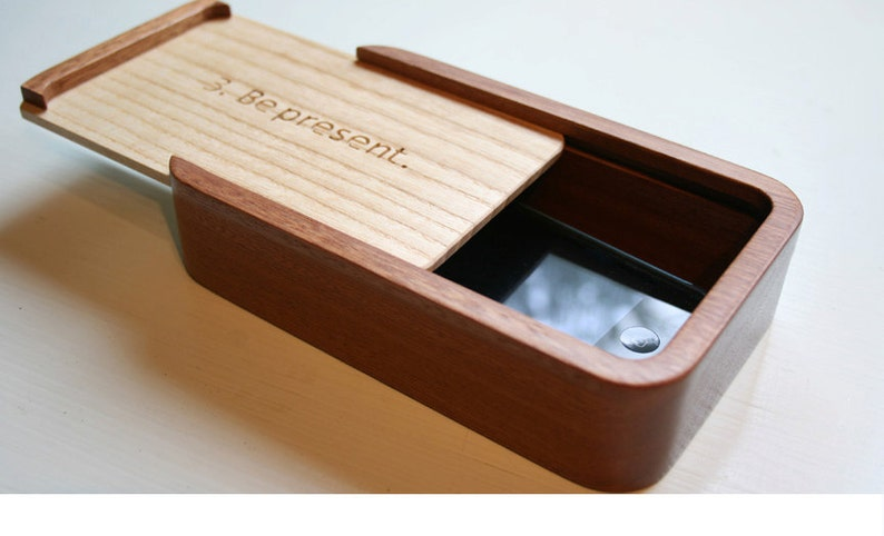 The World Famous Original Be Present Box Designed For Hiding image 0