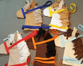 DIY Stick Horse (Head Only),Kids Craft Activity,Horse Craft