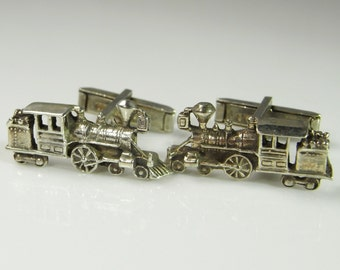 6eb24f533257 Jewelry Silver Toned Textured Locomotive Train Tie Tack