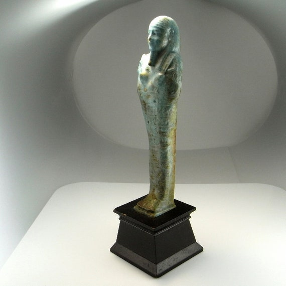 Published Ancient Egypt Egyptian Faience Shabti Ushabti Mummy Etsy