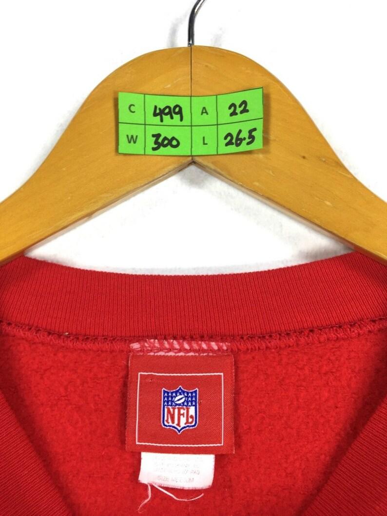 82ffd4475199 KANSAS CITY Chiefs Nfl Sweatshirt Men Medium 80s Vintage Kc