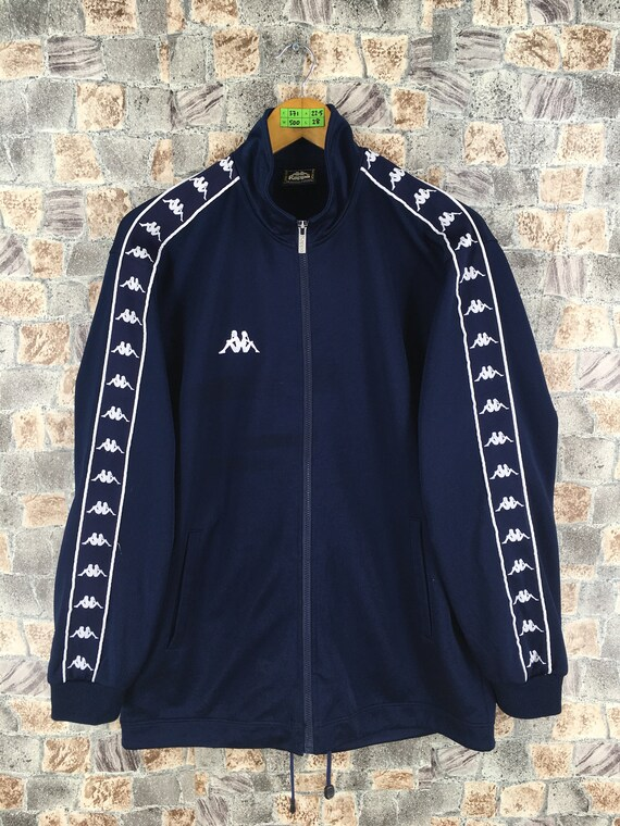 vintage robe di kappa sport shiny glanz setosa olympiad 1984 LA