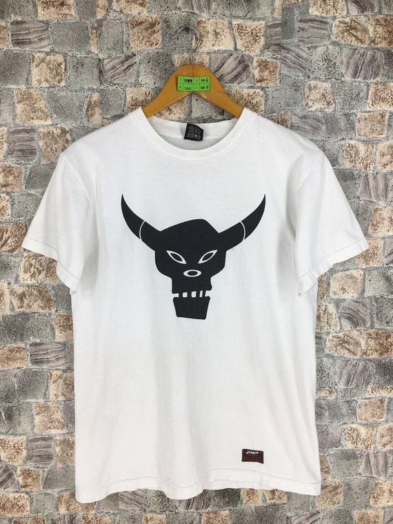 f1006101e9d STUSSY Usa Tshirt Medium Vintage 90 s Stussy Buffalo Soldiers White Skaters  Thrasher Magazine Streetwear Stussy Skateboarding Tees Size M
