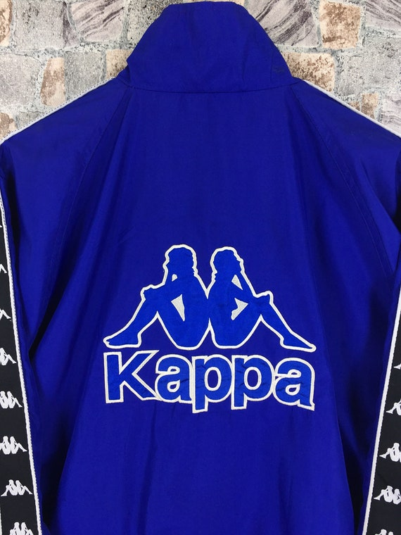 Kappa Fleece Sweater Man LOGO ZAIVER Training Jumper