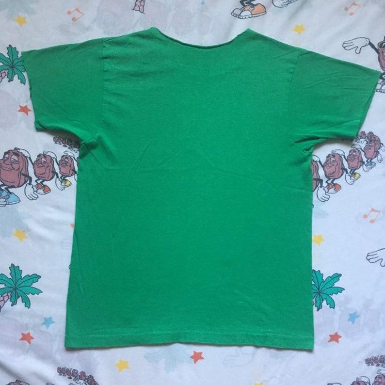 Vintage 80\u2019s Telluride Jazz \u201881 Music Festival T shirt size Small soft and thin Chopped