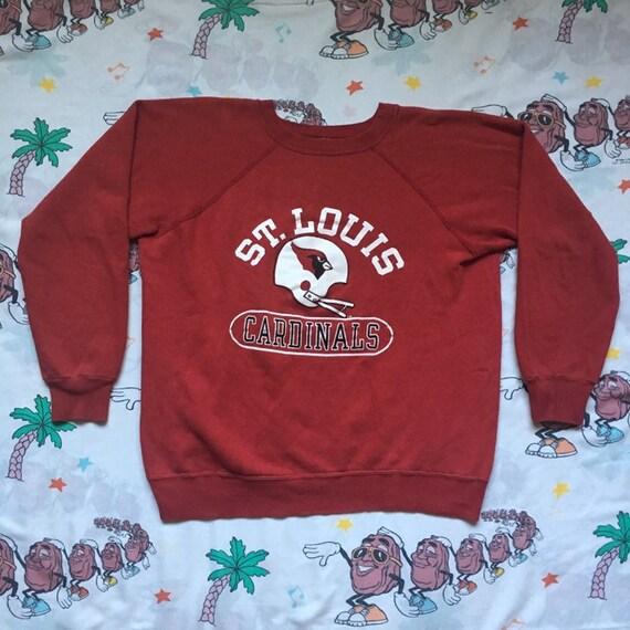 Vintage 70's St. Louis Cardinals Sweatshirt, size