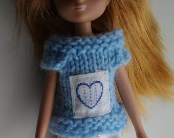 Top. Lottie - handmade doll clothes