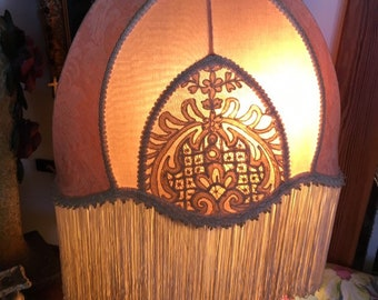 Art Deco Lamp Shade Etsy