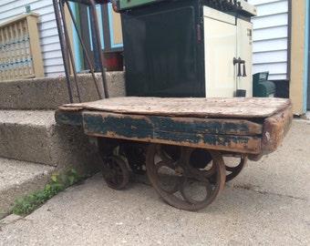 Railroad Cart Etsy