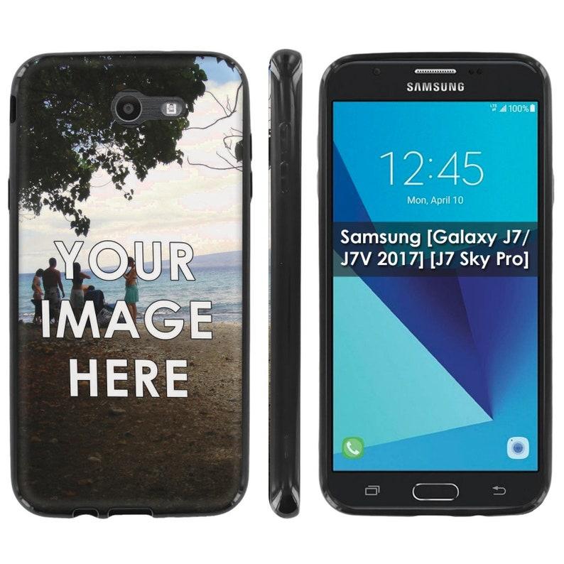 uk availability 7de15 9cc87 Custom printed protective phone case for Samsung J1, J3, J7 Series Model  Phones
