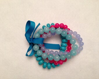 Bracelet Bundle - Vivid Blue Dream Theme