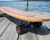 Linden Longboards Western Wood Mike Suyderhoud Skateboard