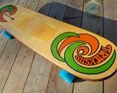 Linden Longboards Cut'nJump Trickster Longboard